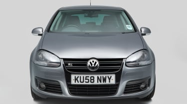 Volkswagen Golf Mk5 (used) - full front