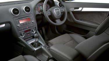 Audi S3 Sportback dash