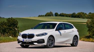 BMW 1 Series 2019 static