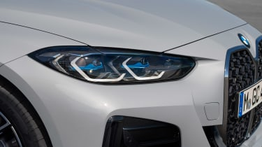 BMW 4 Series Gran Coupe - front light