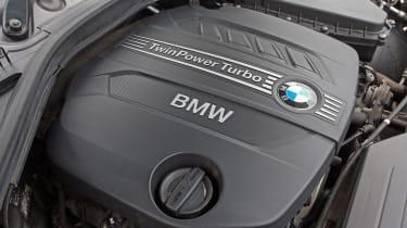 Used BMW 1 Series - engine