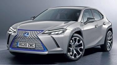 Lexus CT - front (watermarked)