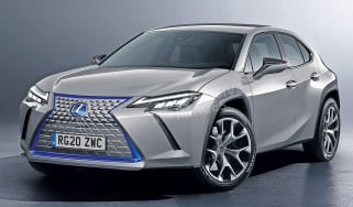 Lexus CT - front (watermarked)