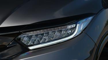Honda HR-V Sport - front light