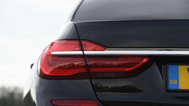 BMW 7 Series - rear light