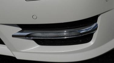 Mercedes C180 Coupe lights