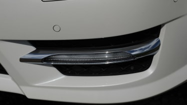 Mercedes C180 Coupe lights