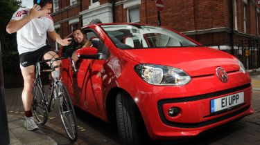 Cars vs cyclists