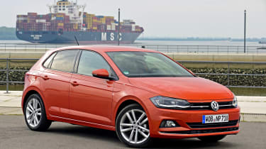 Volkswagen Polo - front static