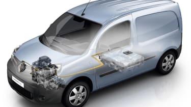 Renault Kangoo Z.E. ev van