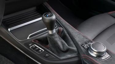 BMW M2 CS - transmission