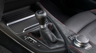BMW M2 CS - transmission