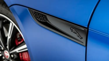 Jaguar F-Type - vent