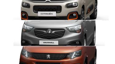 Citroen Berlingo Peugeot Partner Vauxhall Combp header