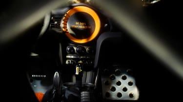 MINI Electric Pacesetter - interior