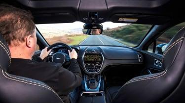 Aston Martin DBX prototype - Steve Fowler