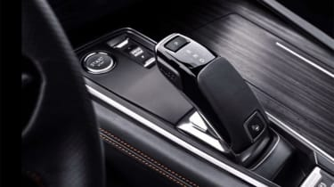 Peugeot 508 leaked - transmission