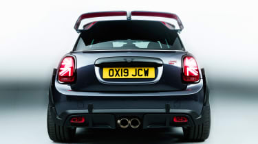 MINI John Cooper Works GP - full rear