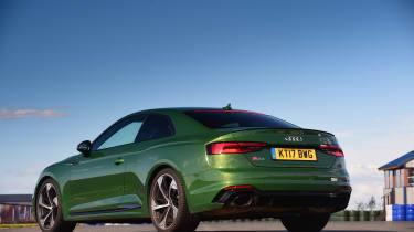 Audi RS 5 - rear