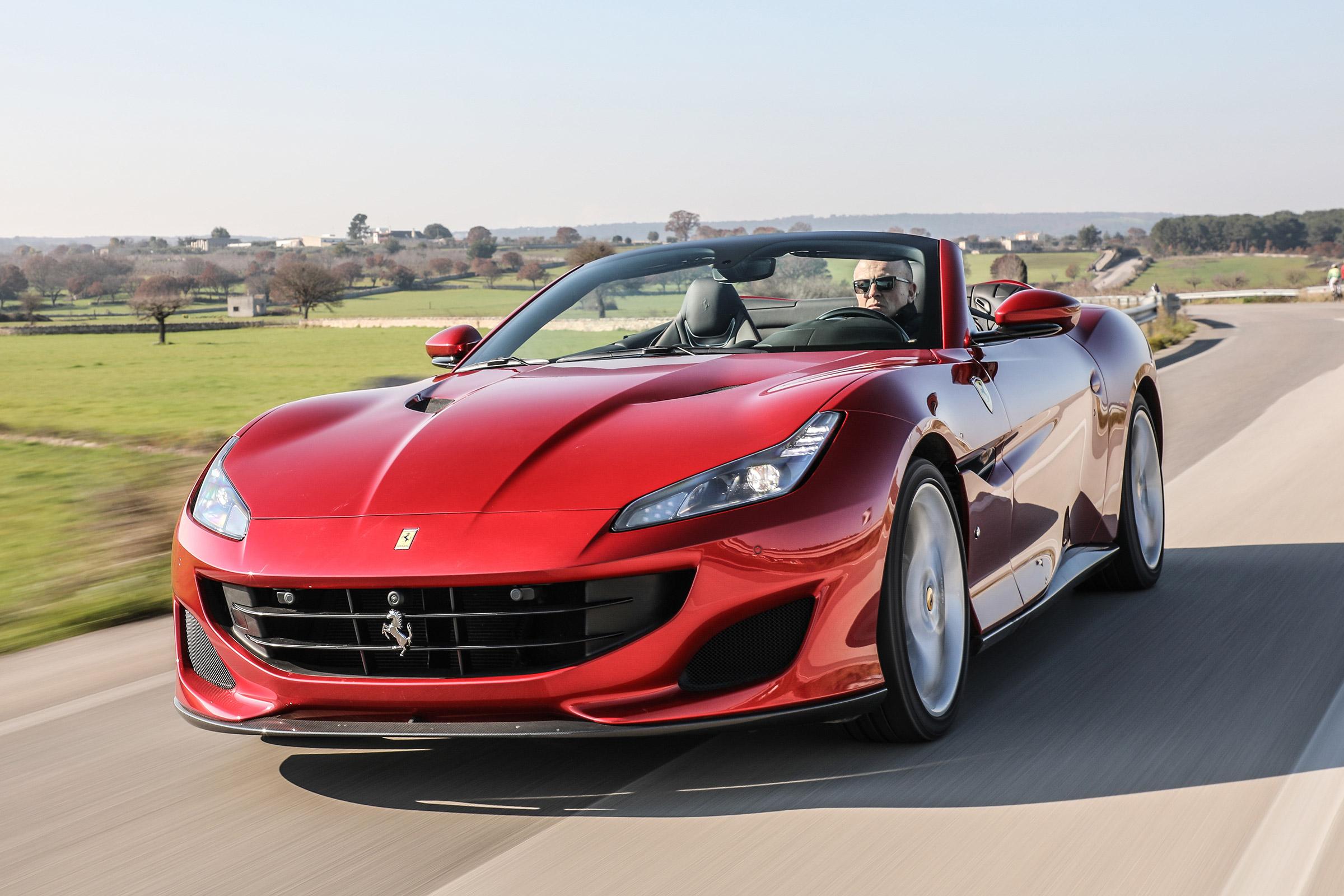 Ferrari Portofino Review Auto Express