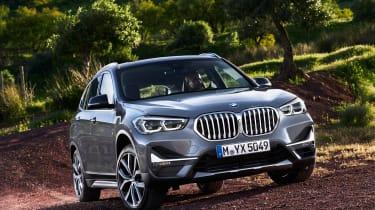 BMW X1 - off-road
