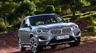 BMW X1 - off-road