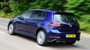 Volkswagen Golf GTE - rear action