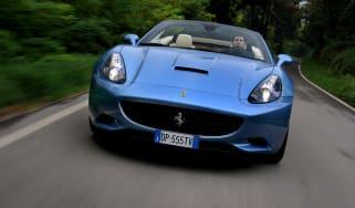 Ferrari California HELE front