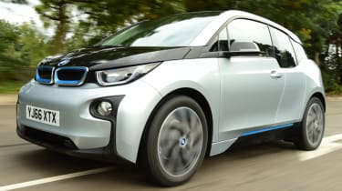 A to Z guide to electric cars - BMW i3