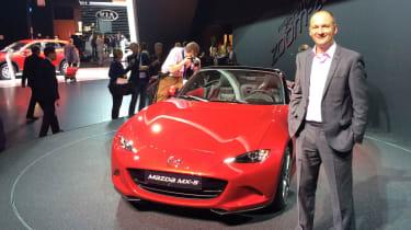Mazda MX-5 - James Disdale