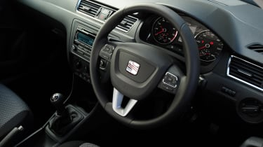 Used SEAT Toledo MK4 - dash