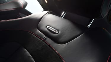 Mercedes-AMG CLS 53 - seat detail