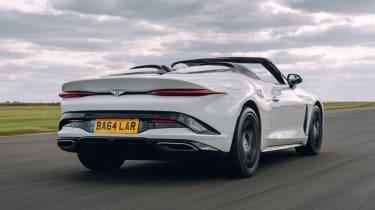 Bentley Bacalar - rear