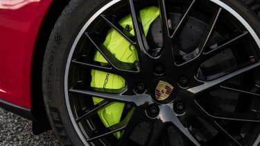 Porsche Panamera Turbo S E-Hybrid Sport Turismo - wheel