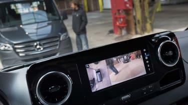 Mercedes Sprinter - camera