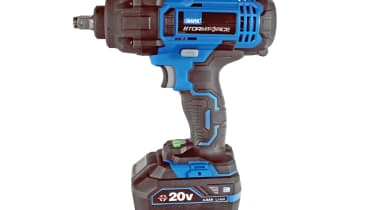 Draper Storm Force 20v 1/2in Impact Wrench 43785