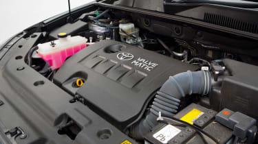 Used Toyota RAV4 - engine