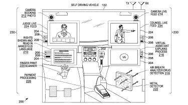 Autonomous emergency vehicles