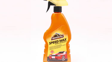Armor All Speed Wax