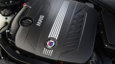 Alpina D3 engine