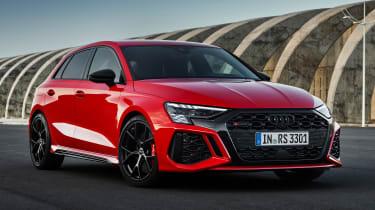 Audi RS 3 Sportback - front static