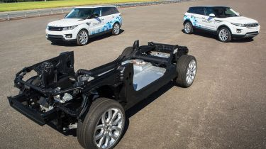 Land Rover electric concept