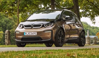New updated BMW i3