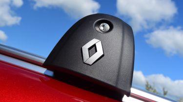Renault Kadjar - long term Renault badge
