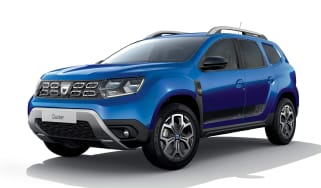 Dacia Duster Stepway SE Twenty - front