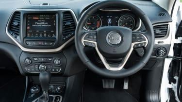 Jeep Cherokee - interior