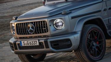 Mercedes-AMG G 63 - grille