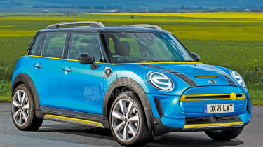 MINI baby SUV - front (watermarked)