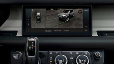 2019 Land Rover Defender camera