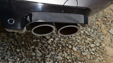 Cupra Formentor - exhaust